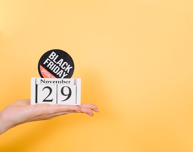 Data oficial do início da sexta-feira negra