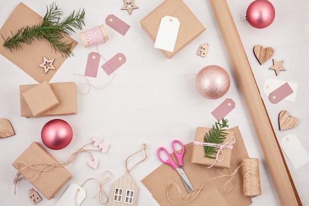 Decoração artesanal de natal diy