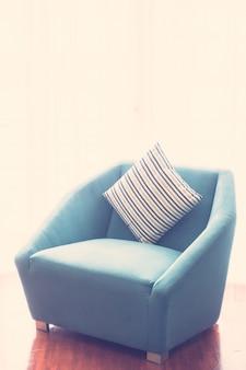 Decoração conforto luxo moderno mobiliário