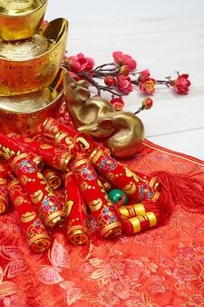 Decoração de ano novo chinês