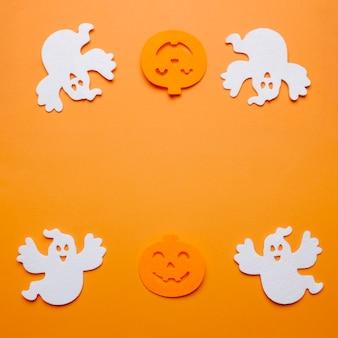 Decoração de festa de halloween