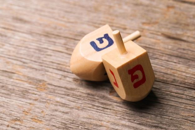 Decoração de hanukkah
