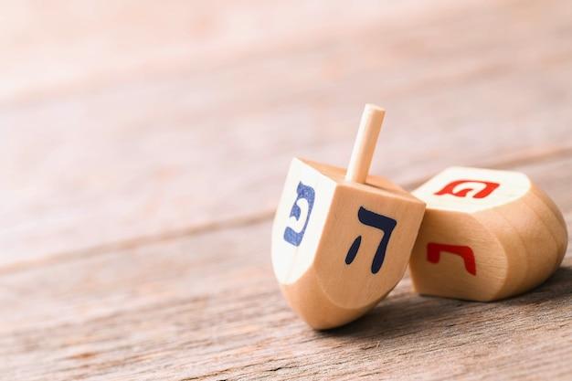 Decoração de hanukkah Foto gratuita