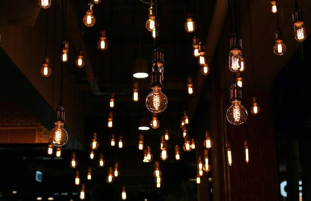 Decoração de iluminação