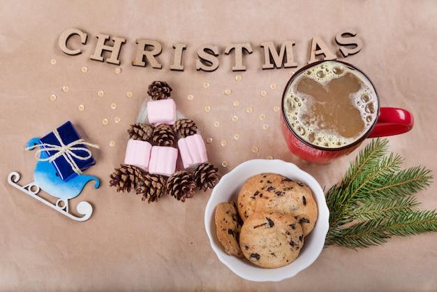 Decoração do feriado de natal