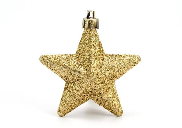 Decoração estrela de natal