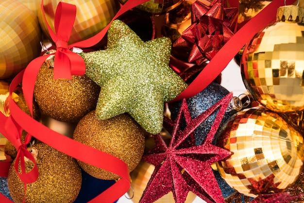 Decorações bonitas do natal