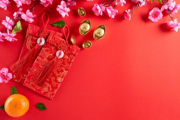 Decorações de ano novo chinês