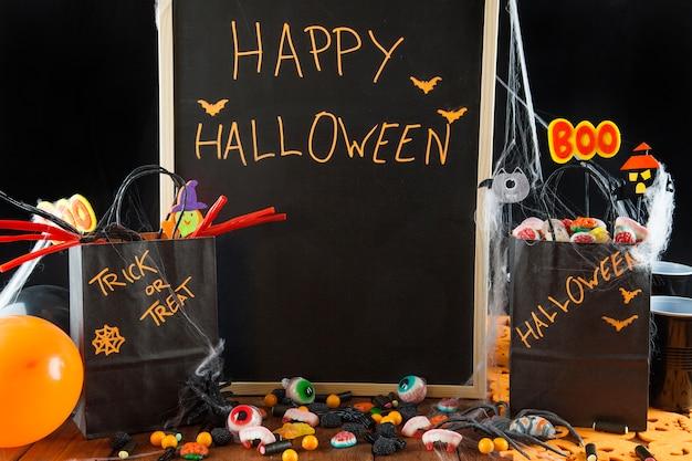 Decorações de halloween para festa