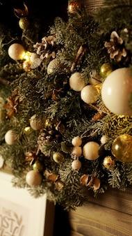 Decorações de natal, árvore de natal