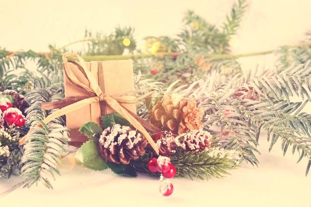 Decorações de natal de estilo vintage
