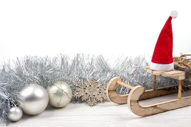 Decorações de natal ou ano novo