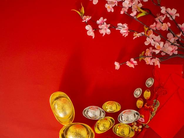Decorações do ano novo chinês.