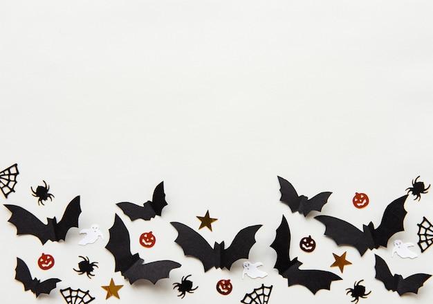 Decorações do feriado do dia das bruxas