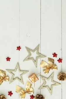 Decorações em forma de estrela
