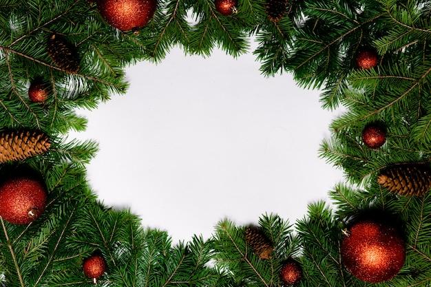 Decorações festivas de natal