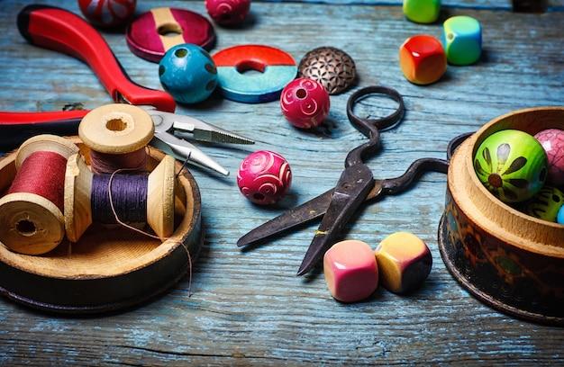 Definir contas para fazer jóias