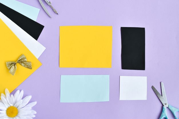 Degraus de abelhas faça você mesmo em papel colorido com as crianças em casa