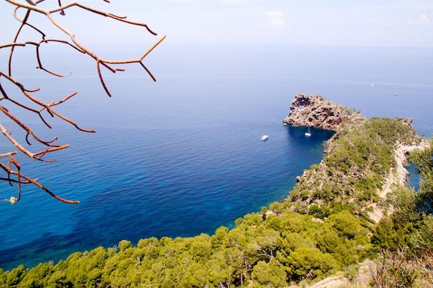 Deia sa foradada no mediterrâneo maiorca