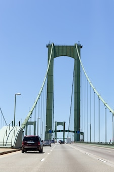Delaware memorial bridge novo castelo