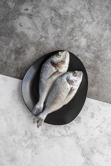 Deliciosa variedade de frutos do mar