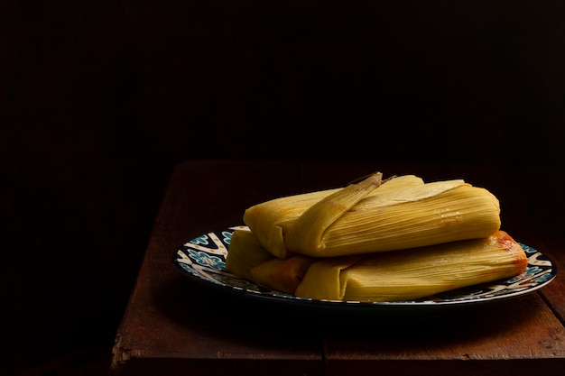 Deliciosa variedade de tamales tradicionais