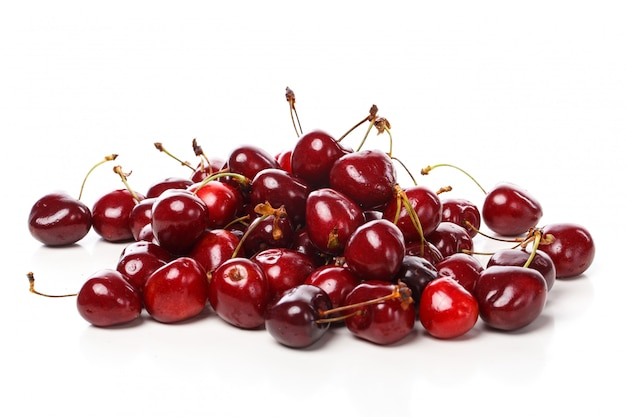 Deliciosas frutas na mesa