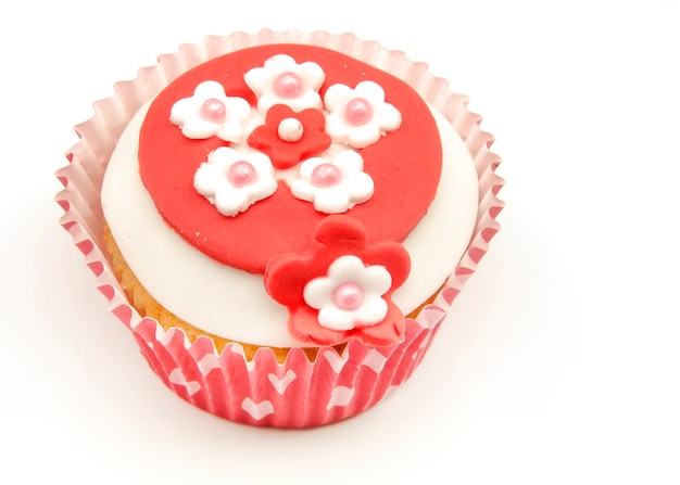Deliciosos cupcakes decorados