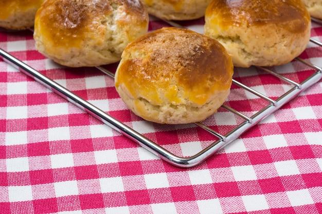 Deliciosos pastrys caseiros