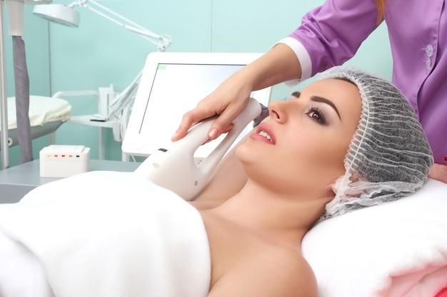 Depilação a laser depilação