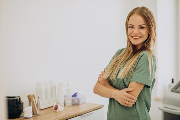Depilação a laser, terapia de remoção de cabelo