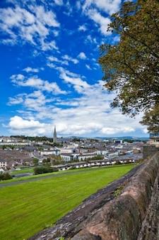 Derry paisagem urbana hdr