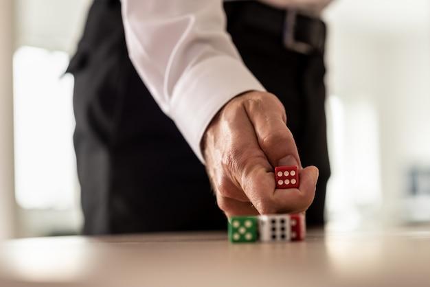 Desafio de negócios e conceito de risco