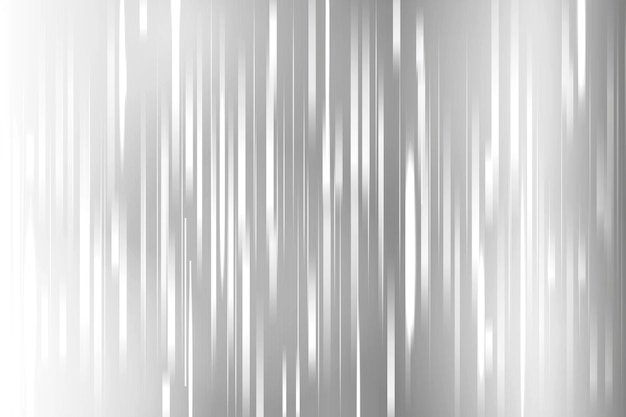 Desenho abstrato de fundo metálico prateado