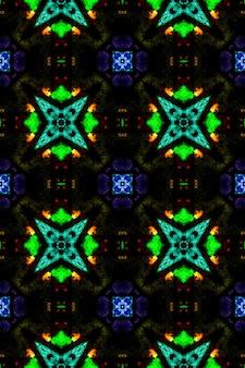 Desenho de arte africana. padrão asteca sem costura. impressão decorativa tribal. ornamento popular tribal.