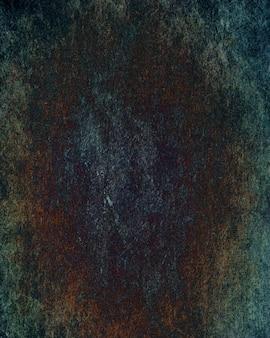 Desenho de textura de fundo grunge na fronteira