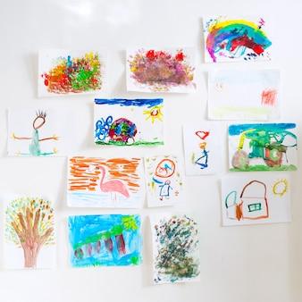 Desenhos de crianças