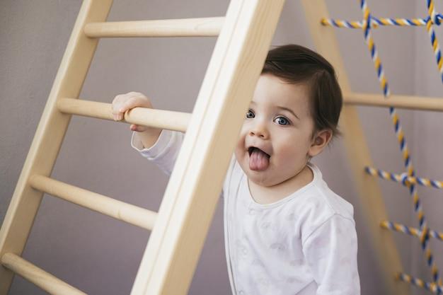 Desenvolvimento físico da criança