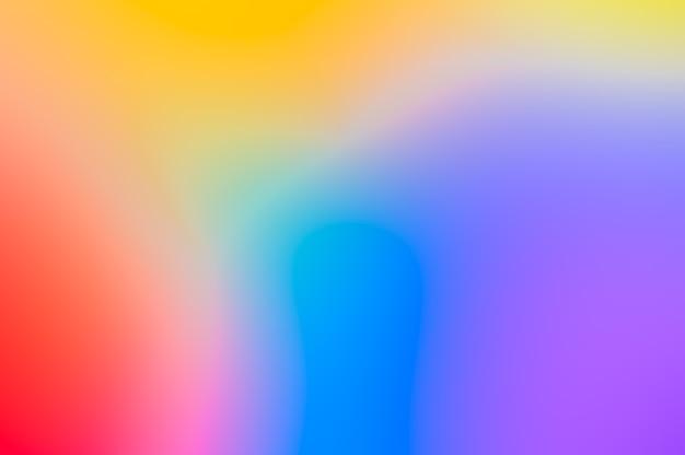 Desfocar fundo de textura em cores