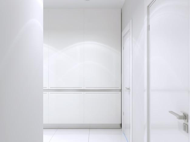 Design de corredor contemporâneo