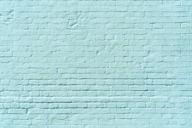 Design de interiores de parede de tijolo verde