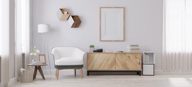 Design de interiores de salas de estar