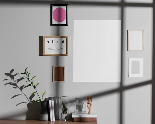 Design de interiores minimalista