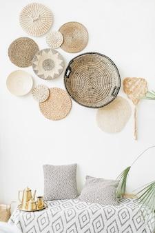 Design de interiores moderno e minimalista