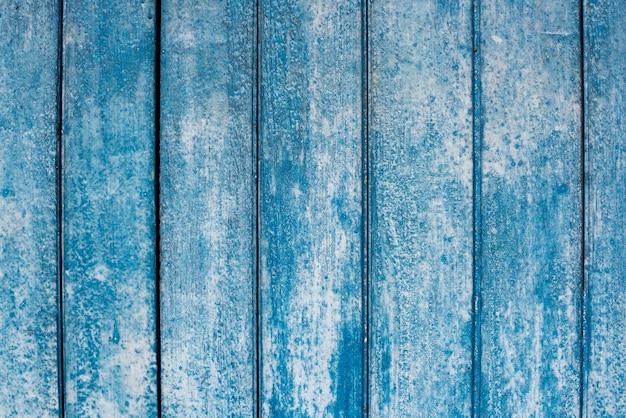 Design de plano de fundo texturizado de madeira azul