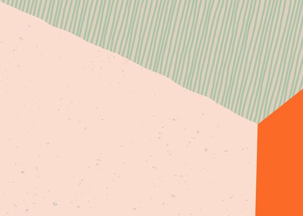 Design elegante de fundo abstrato de memphis