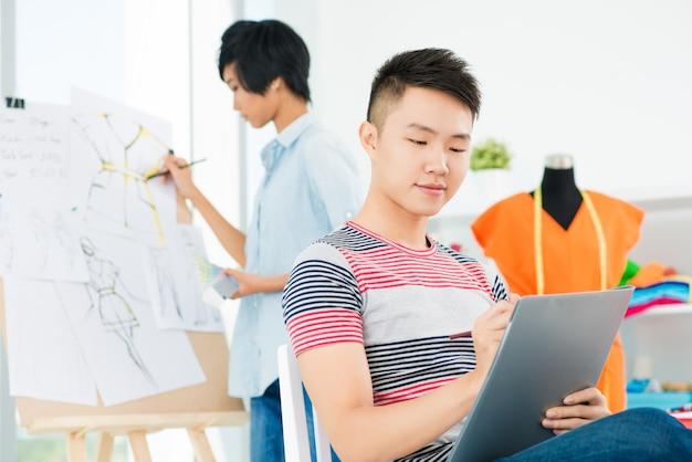 Designers asiáticos