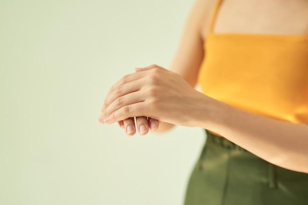 Desinfetante para as mãos corona virus covid-19 para prevenção com álcool gel gel para a prevenção da higiene das mãos.