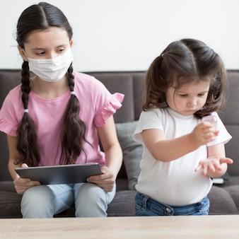 Desinfetante para criança