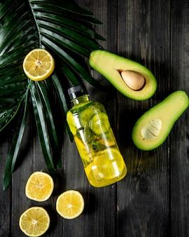 Desintoxicação com pepino e limão
